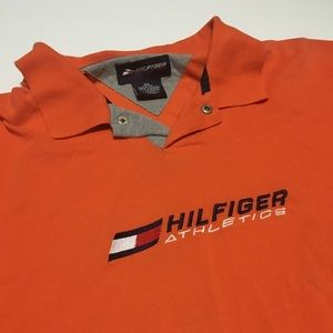 Hilfiger Athletics Polo shirt size XXL men's VTG
